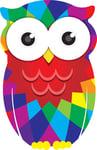 Big Hoot owl only logo