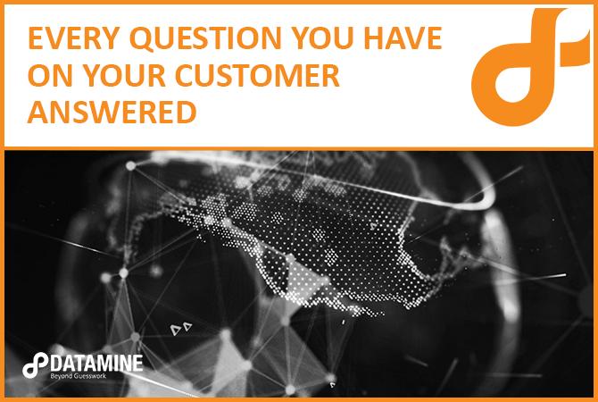 Customer Insight Datamine cover image