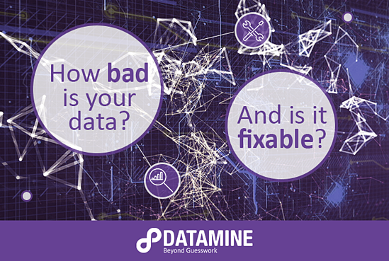 How bad is your data
