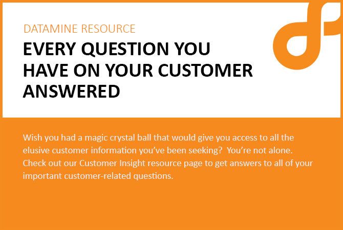 Customer Insight cover image2