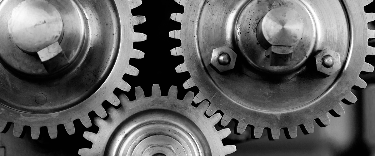 automation and ai gears moving together
