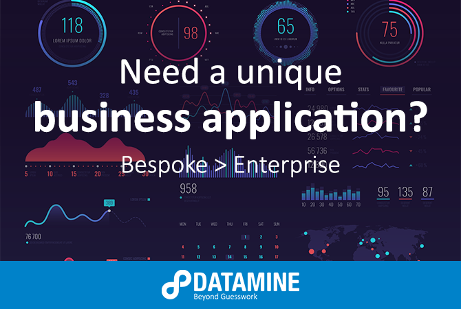 Business applications cover image