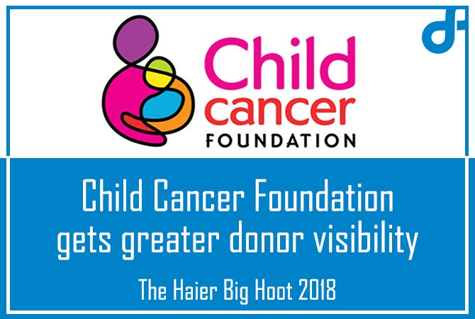 Child Cancer Foundation Piece cover image