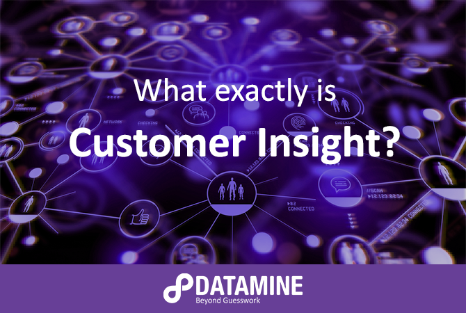 Customer Insight new image