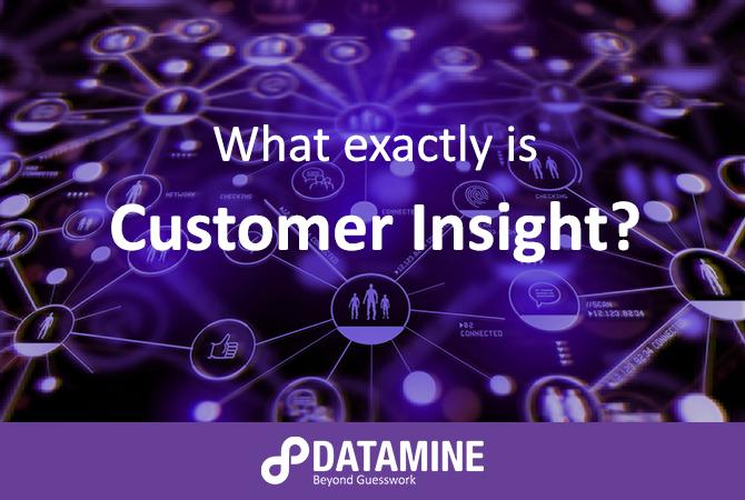 Customer Insight new image