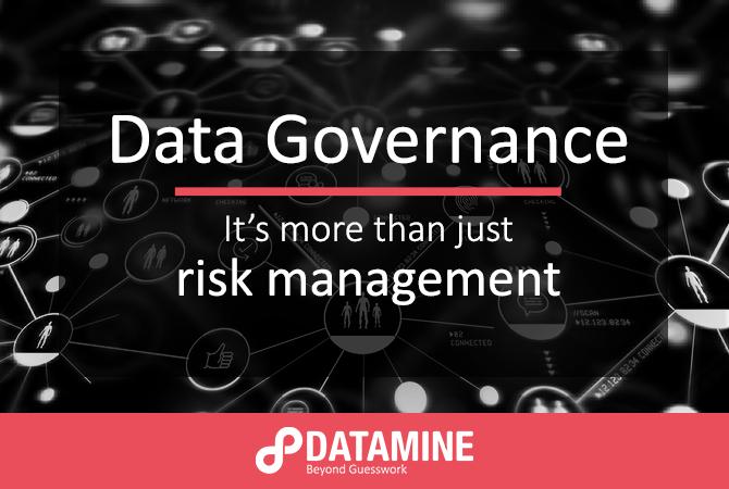 Data governance cover image