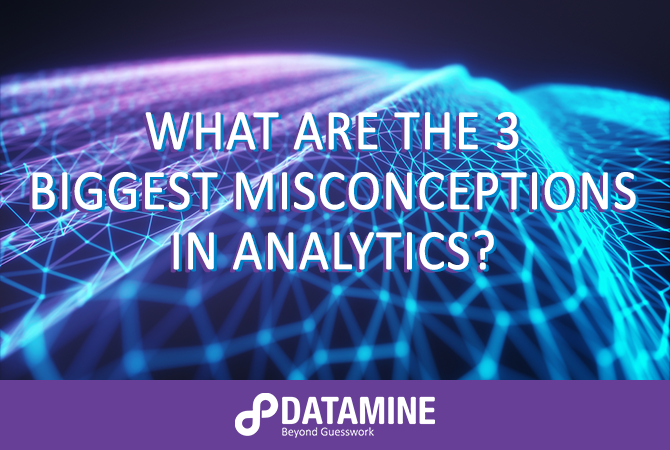 Data misconceptions new style