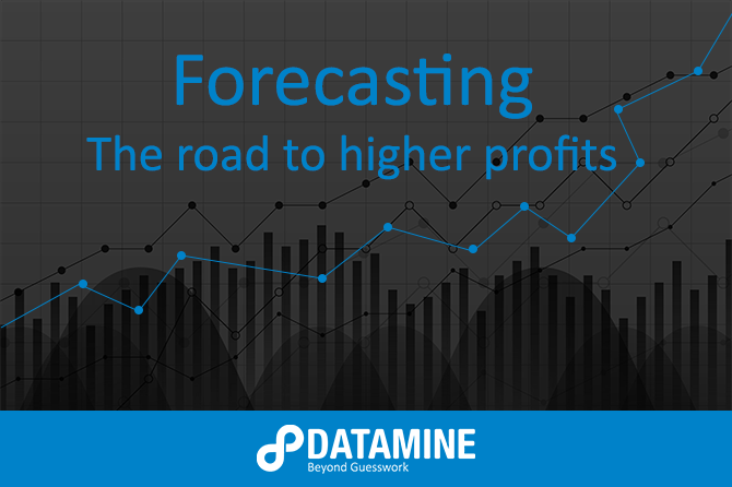 Forecasting the road to profits cover image new style