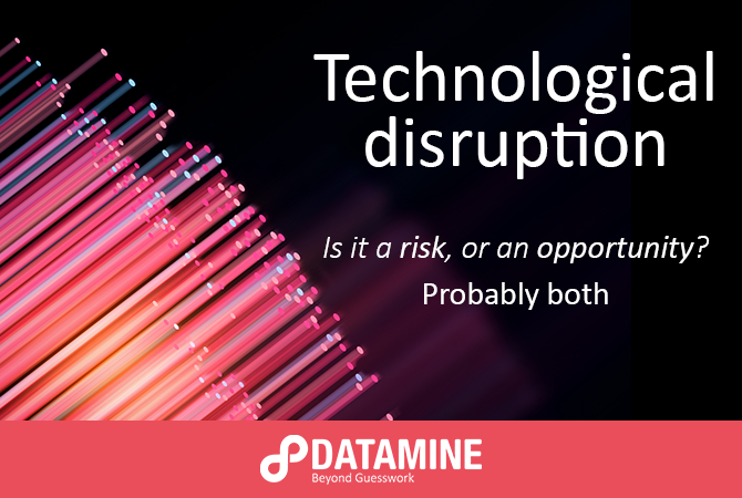 Iod - Technological Disruption