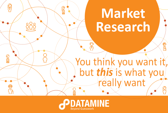 Market research cover image