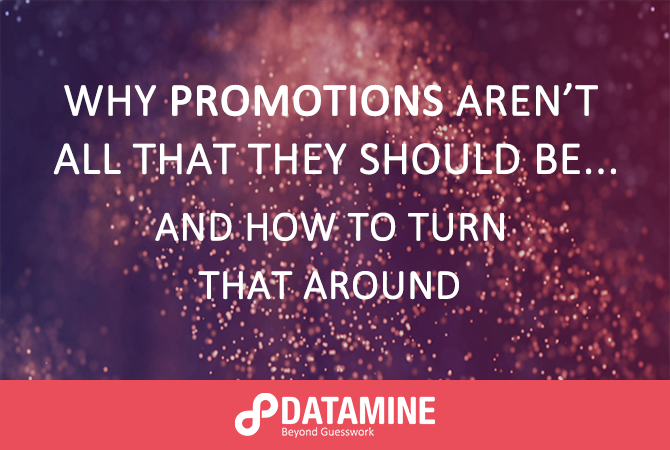 Promotions and how to turn that around new image