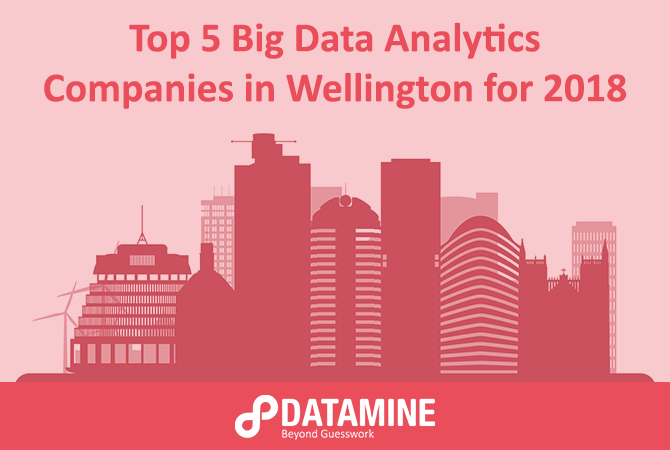 Top 6 Analytics Companies In Wellington cover image new style 2018 update