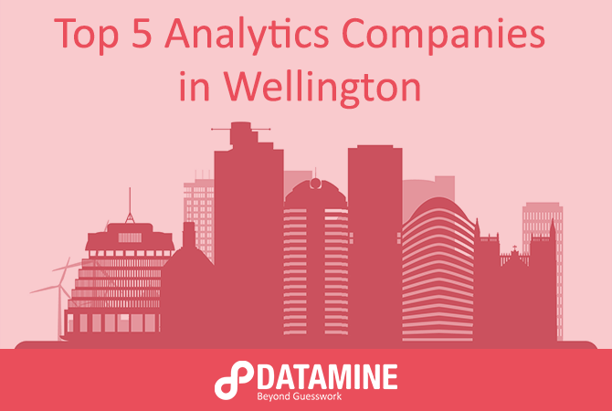 Top 6 Analytics Companies In Wellington cover image new style