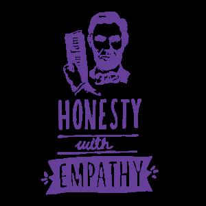 Datamine values Honesty with empathy