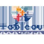 Tableau logo Partner